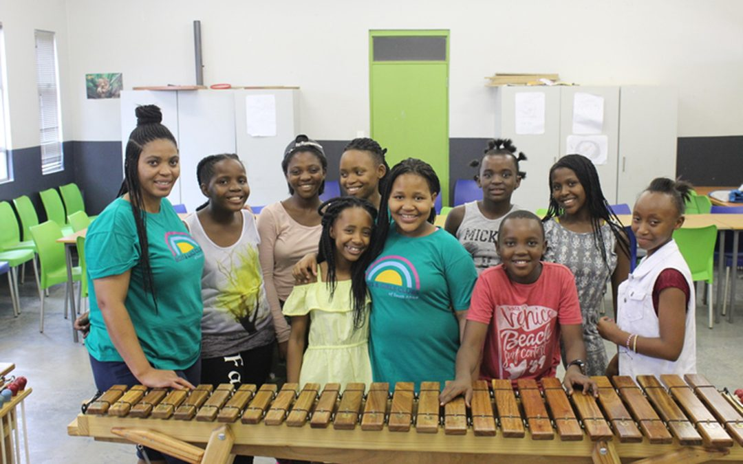 Marimba Takes Boys & Girls Club To UK